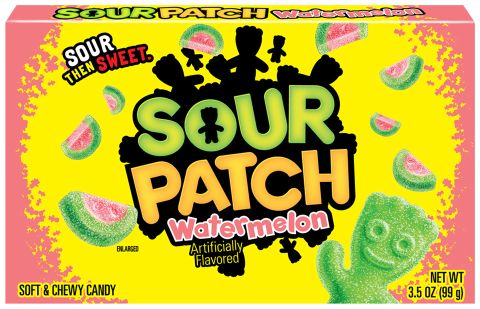 SOUR PATCH WATERMELON 3OZ BOX 2