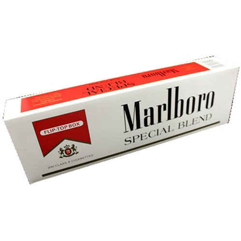 Marlboro Special Blend Red Box FSC