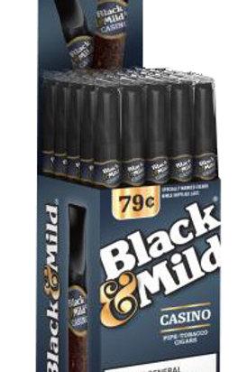 Black N Mild Casino Wt Sgl 25 Ct