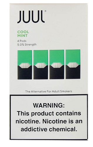 109116 - JUUL Cool Mint Pod