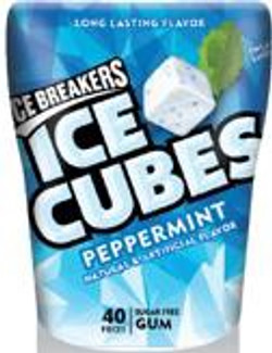 308757 - Ice Breakers Ice CUbe Peppermin