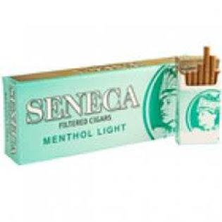 Seneca Filter Cigar Men Light 10 Ct