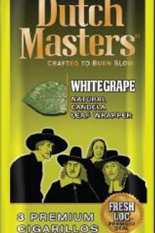 Dutch Master W Grape Cigar 3 Pk 20
