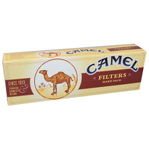 Camel Filter Box FSC