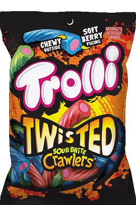 315888 - Trolli Sour Brite Twisted