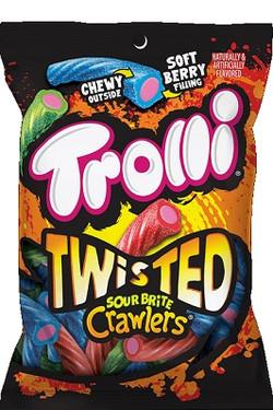 315888 - Trolli Sour Brite Twisted