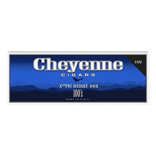 Cheyenne Big Cigar Xotic Berry 100