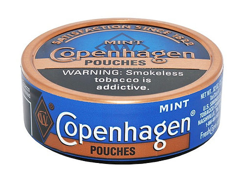 Copenhagen Pch Mint 1 For 2.75 5 Ct