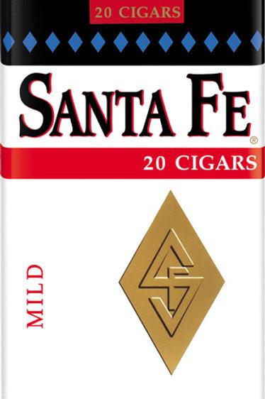 Santa Fe White Cigar 10 Ct