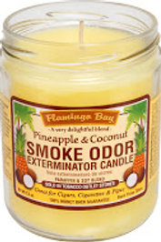Smoke Odor Jar Pineapple/Coconut 13Oz