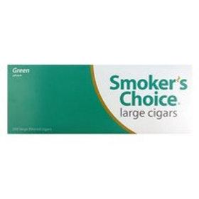Smokers Choice Green Cigar $ 1.49