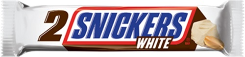 334989 - Snickers WHite Choc - King Size