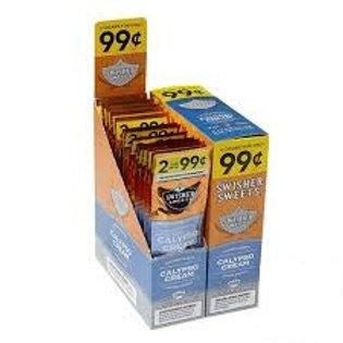 Swisher Swt Cig Calypso Cream 2/.99