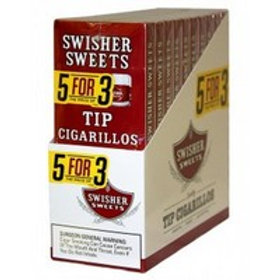 Swisher Sweet Tip Cigar 5For3 10/5
