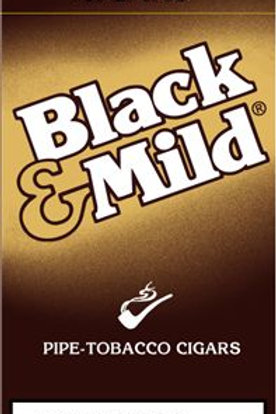 Black N Mild Single 25 Ct