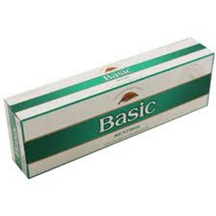 Basic Menthol Silver Box