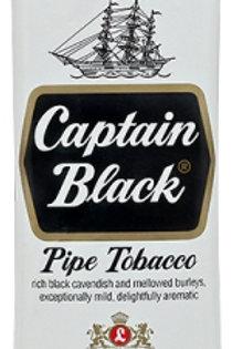 Captain Black Pouch 1.5 Oz 6 Ct Wh