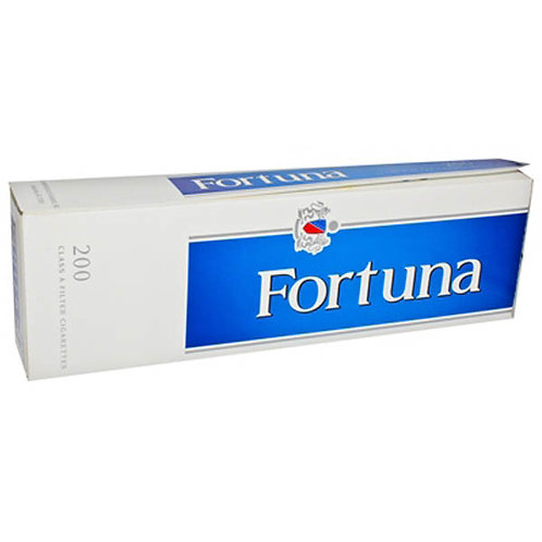 Fortuna Blue King Box FSC