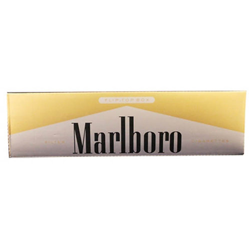 Marlboro 72's Gold Box FSC