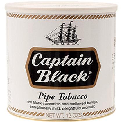Captain Black Can White 12Oz