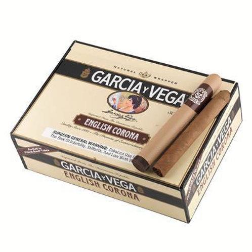 Garcia Y Vega English Corona 30 Ct