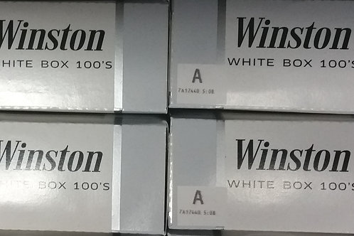 Winston White Box