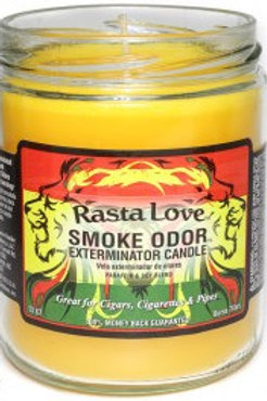 Smoke Odor Jar Rasta Love 13 Oz