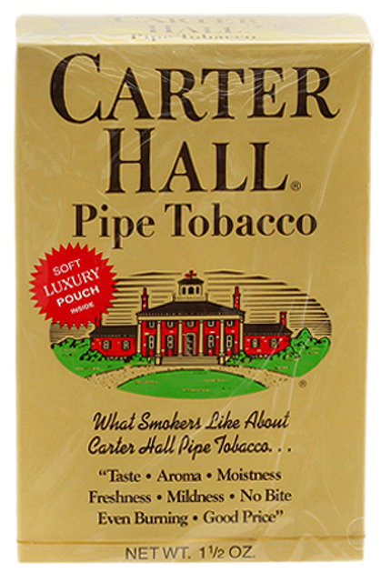 Carter Hall Pouches 1.50 Oz 6 Ct