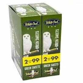 White Owl Cigar Green Swt 2/.99 30