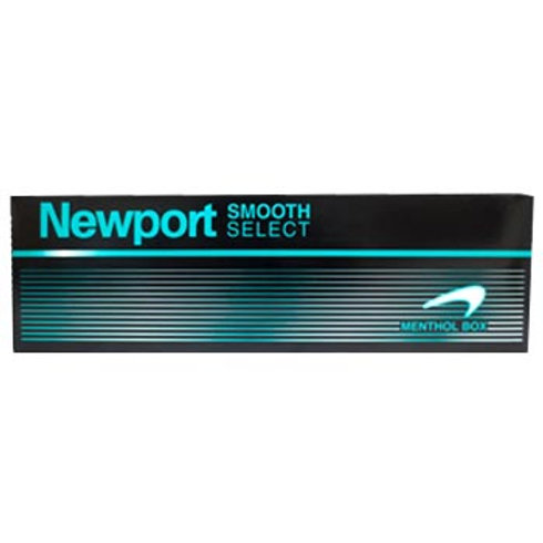 Newport Menthol Smooth Select Box FSC