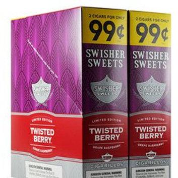 Swisher Sweet Cig Twist Berry 2/99