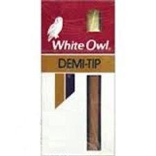 White Owl Demi Tip 10/2 Pk