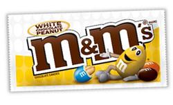 361257 - M&M White Chocolate Peanut
