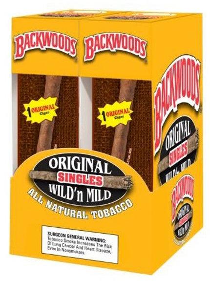Backwoods Singles Original