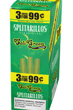 Splitarillos Cali Green 3/.99 15 Ct