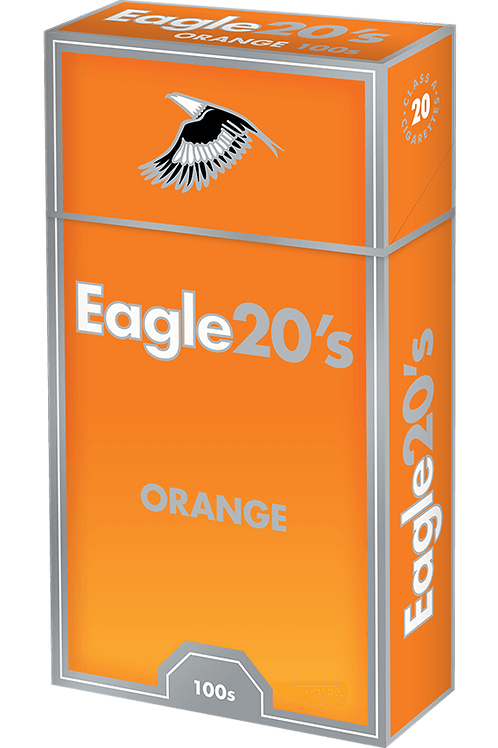 Eagles Orange 100