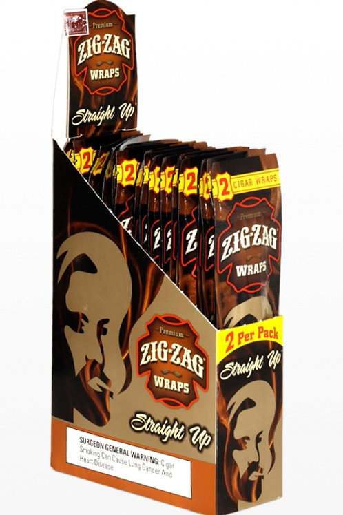 Zig Zag Slo Burn Cigar Straight Up