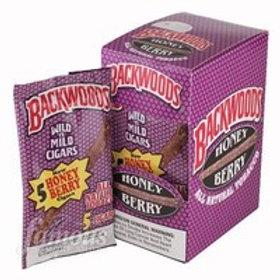 Backwoods Honey Berry 8/5 Pkpurple