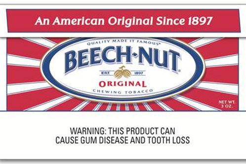 Beech-Nut Original Chewing Tobacco