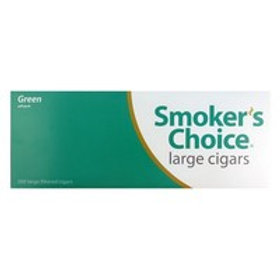 Smokers Choice Lg Cig Green 100 Box