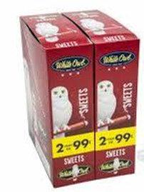 White Owl Cigar Sweet 2/.99 30 Ct