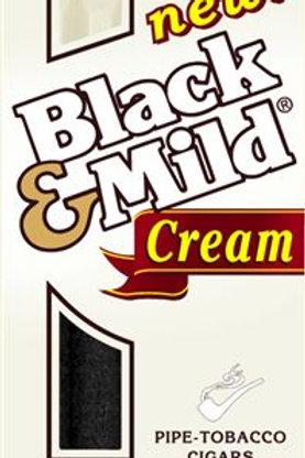 Black N Mild Cream 10/5 Pk