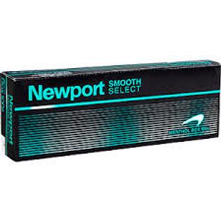 Newport Menthol Smooth Select 100 Box FSC
