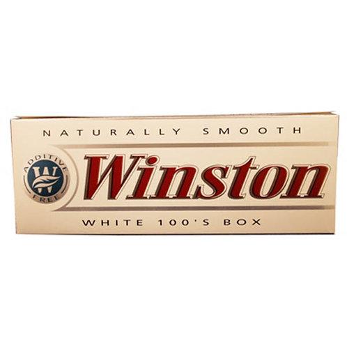 Winston White 100 Box FSC