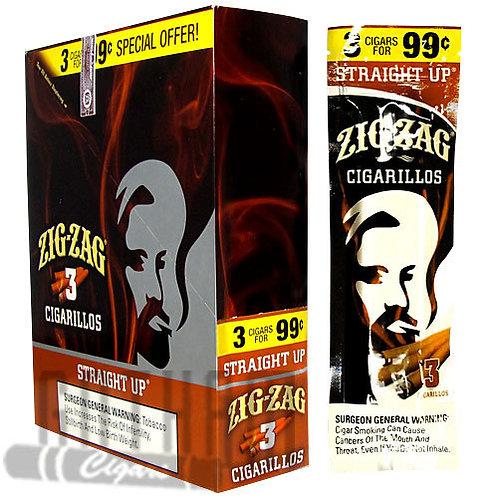 Zig Zag Cigarillo Straightup 3/.99