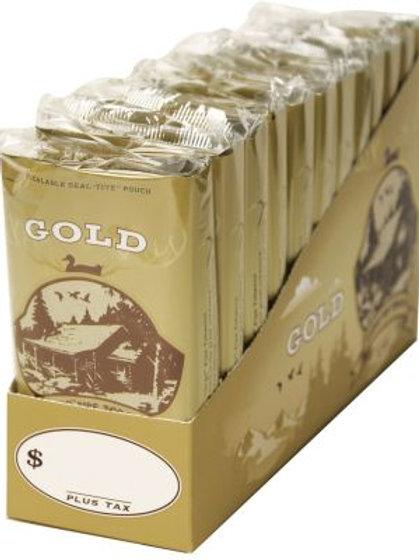 Largo Gold Pipe Pouch .75 Oz Ea