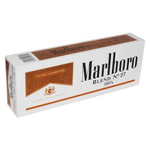 Marlboro Blend 27 Box FSC