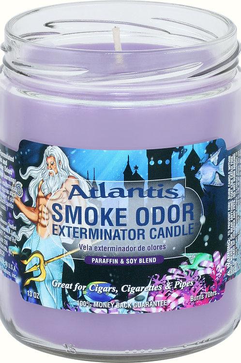 Smoke Odor Jar Atlantis 13 Oz