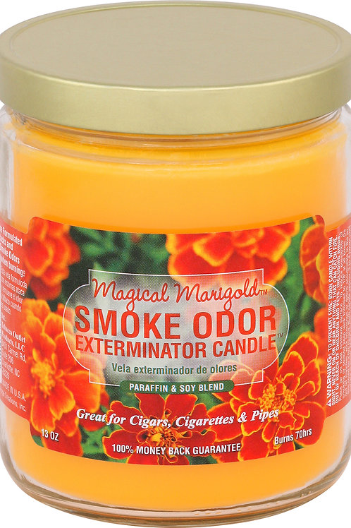 Smoke Odor Jar Magical Marigold 13Oz
