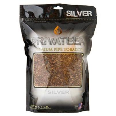 Privateer Pipe Tobacco Silver 16 Oz